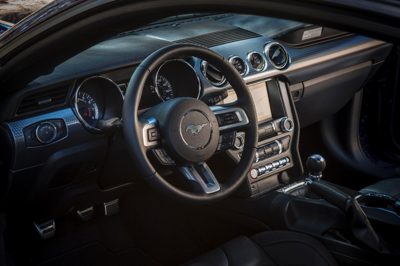 Euro Spec 2015 Mustang Delivery Dates July For Europe