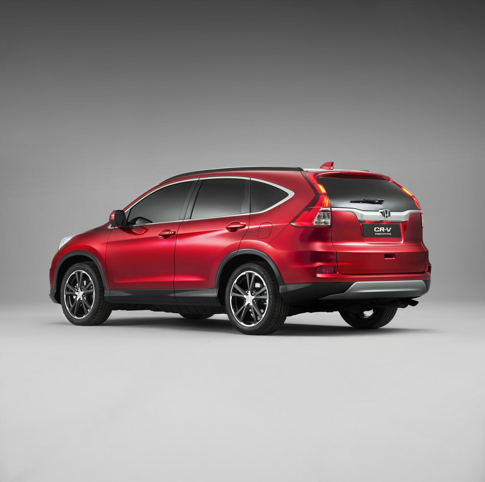 euro spec 2015 honda cr v facelift revealed with 160 hp 1 6 liter diesel engine autoevolution. Black Bedroom Furniture Sets. Home Design Ideas