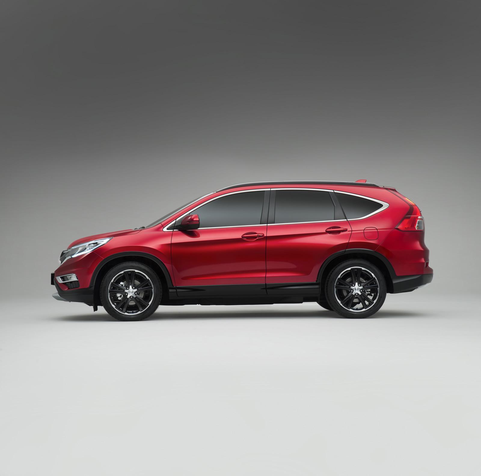 ... 2015 Honda CR V Facelift ...