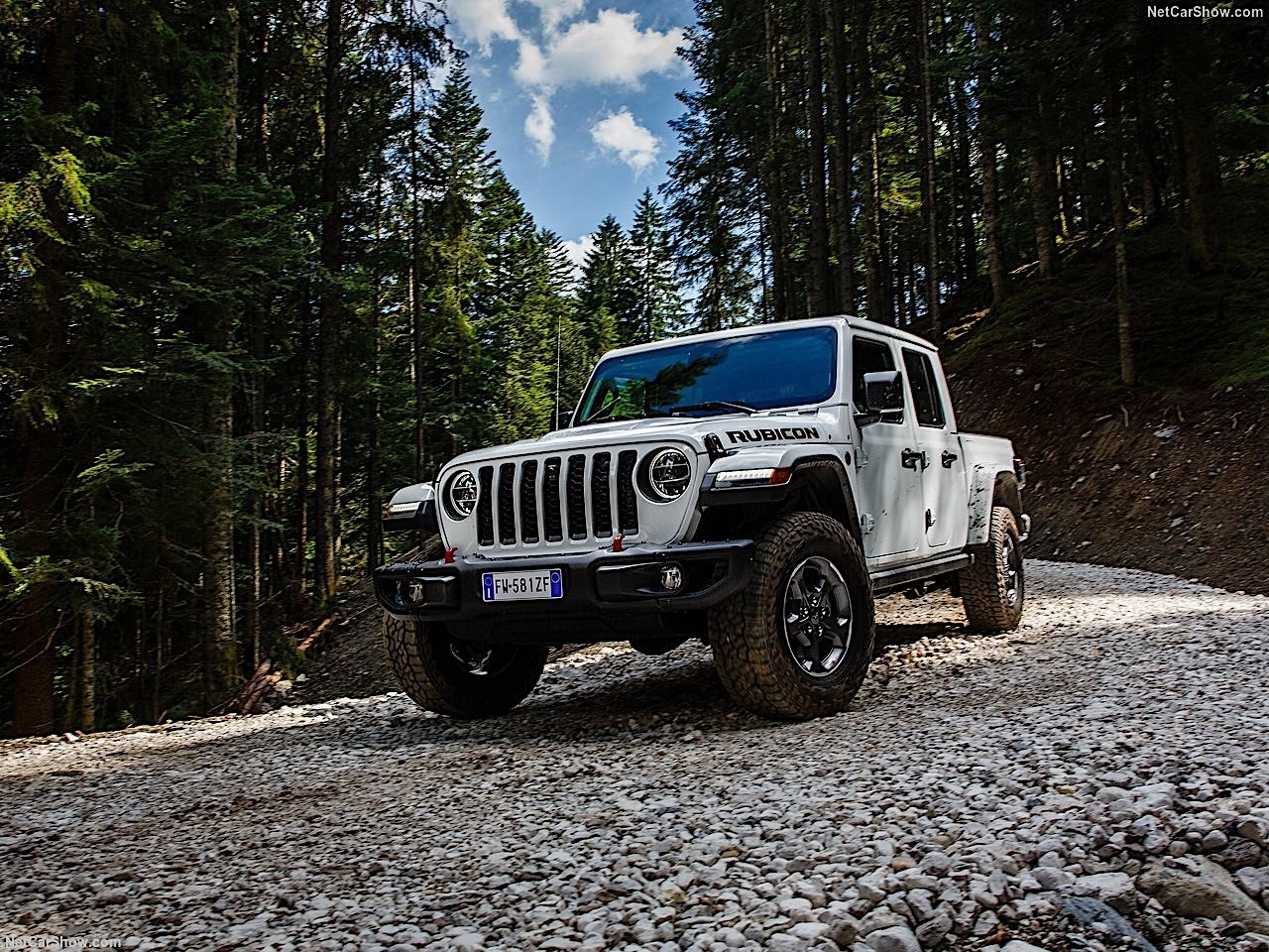 YouTuber Building 1,000 HP Hellephant Jeep Gladiator, Will Be a 6x6