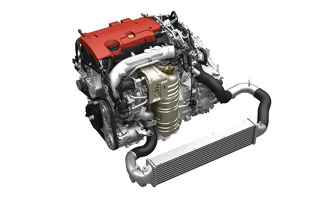 European 2015 Honda Civic Hatchback Facelift Rendered And