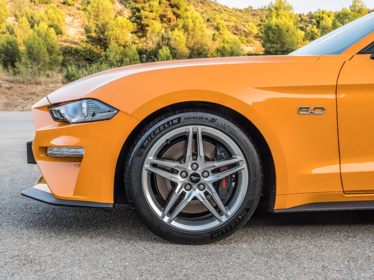 Euro 2018 Ford Mustang EcoBoost Has Less Power Than Pre ...