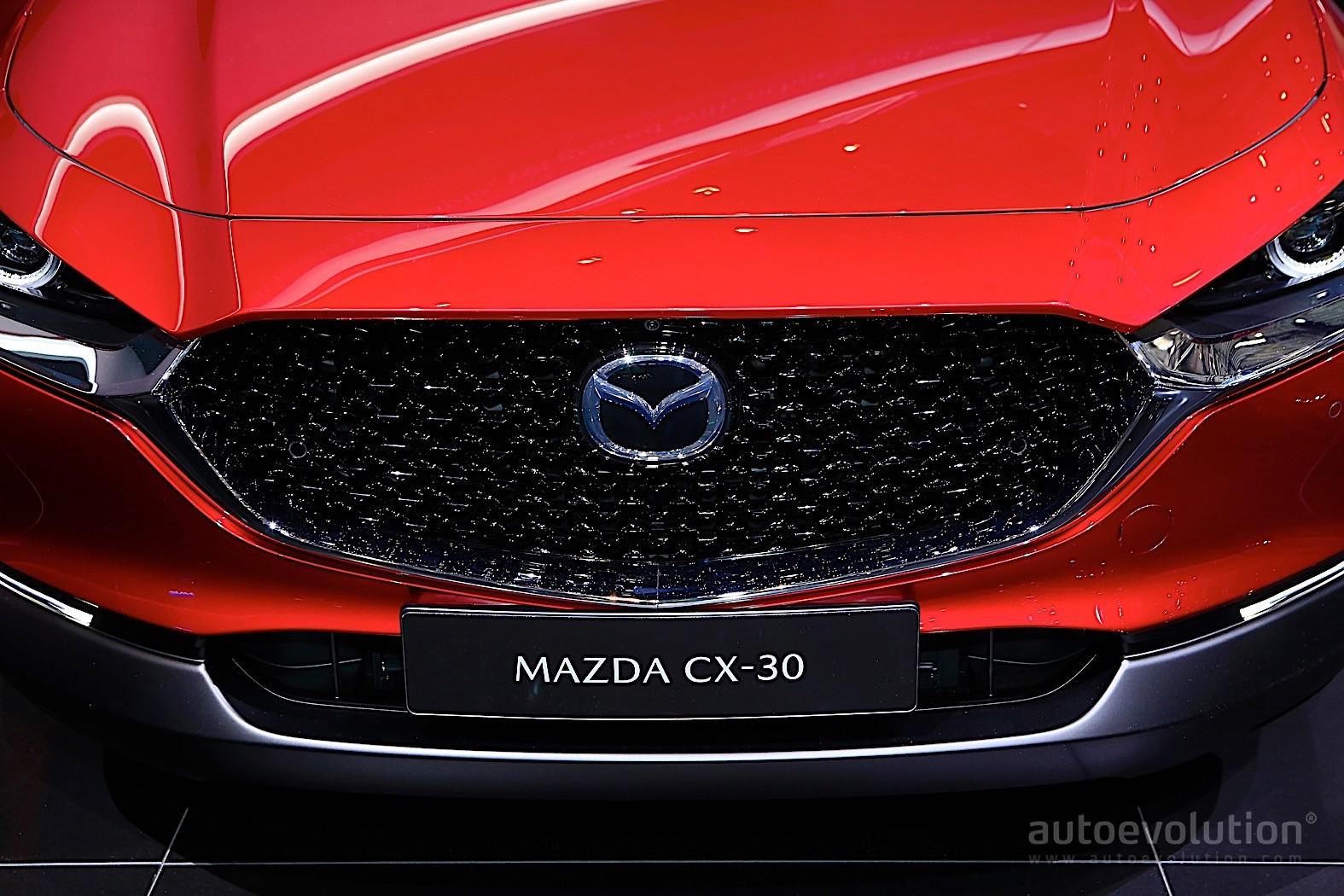 European 2020 Mazda3, Mazda CX-30 Receive SkyActiv-G 2.0 ...