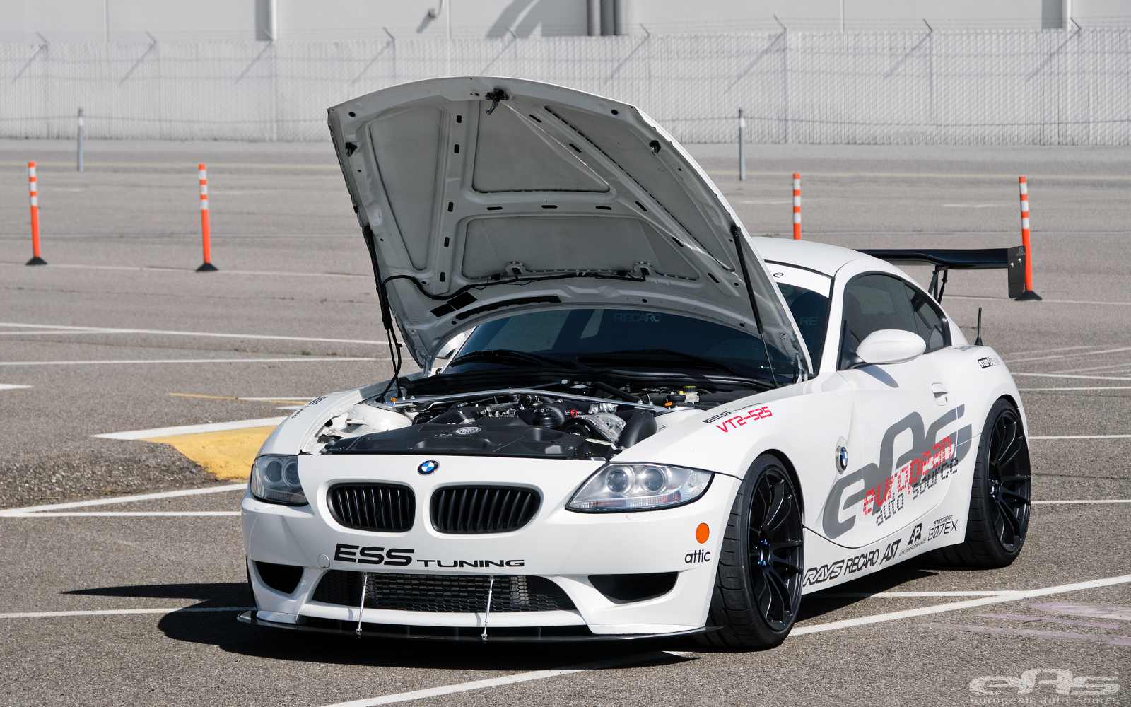 european auto source has a monster bmw e86 z4m autoevolution. Black Bedroom Furniture Sets. Home Design Ideas