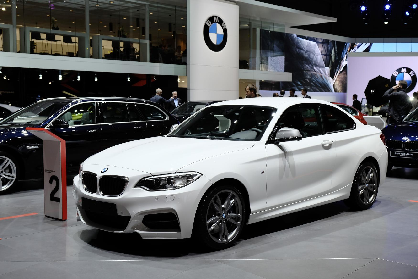 2014 Bmw M235i White Images Galleries