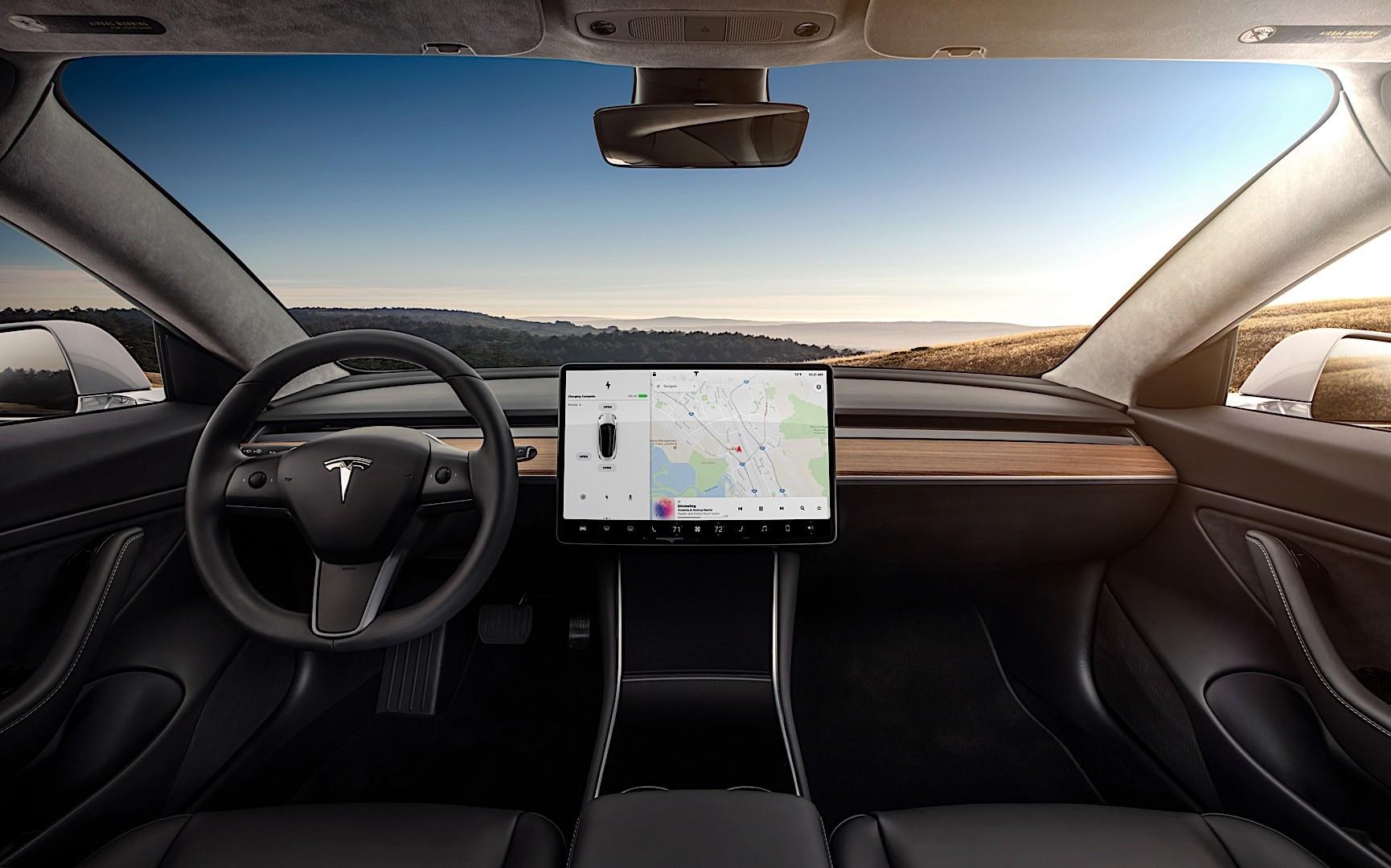 Tesla Model 3 Allegedly Has New Panasonic Cells, Capacity ...