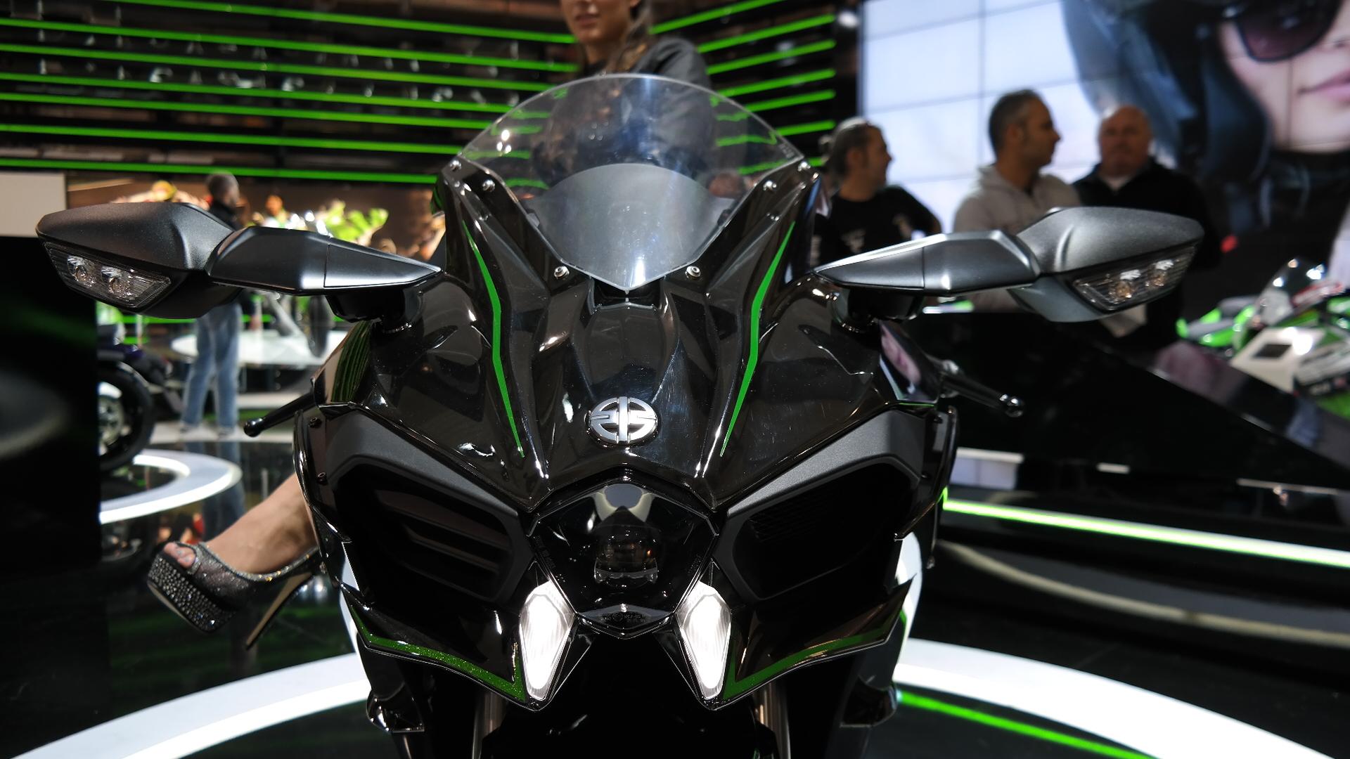 H2 Kawasaki Ninja