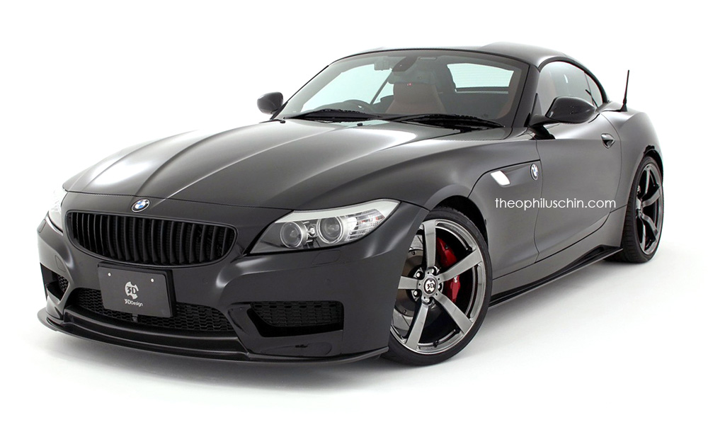Ever Wondered How Bmws Would Look Like Without The Kidney