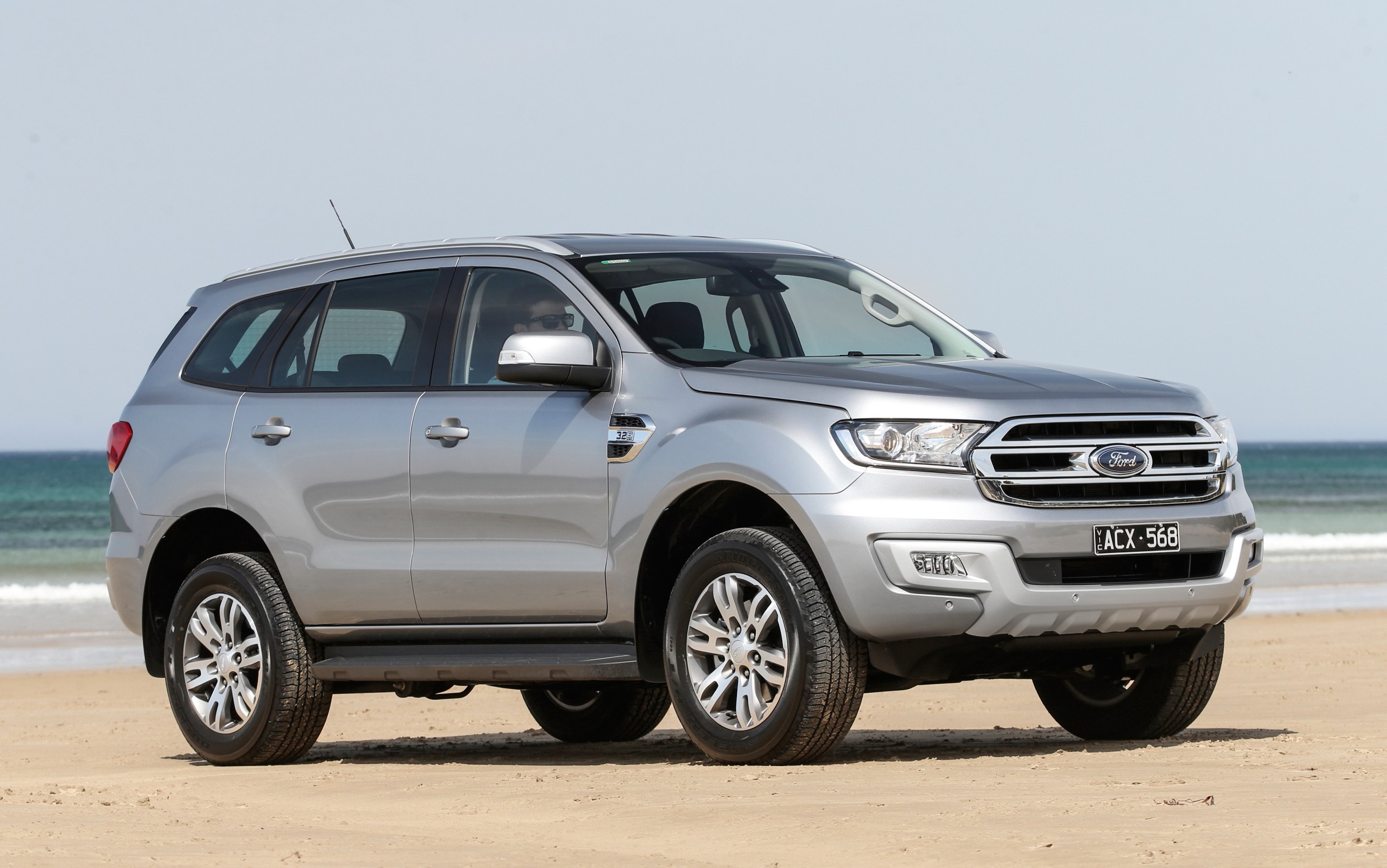 2019 Ford Everest Arriving At Dealers Late This Year