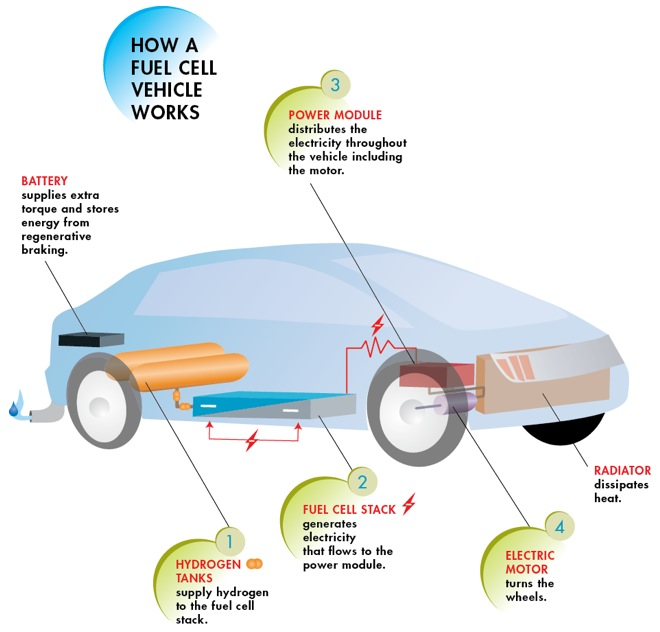 Everything You Need To Know About Fuel Cell Vehicles