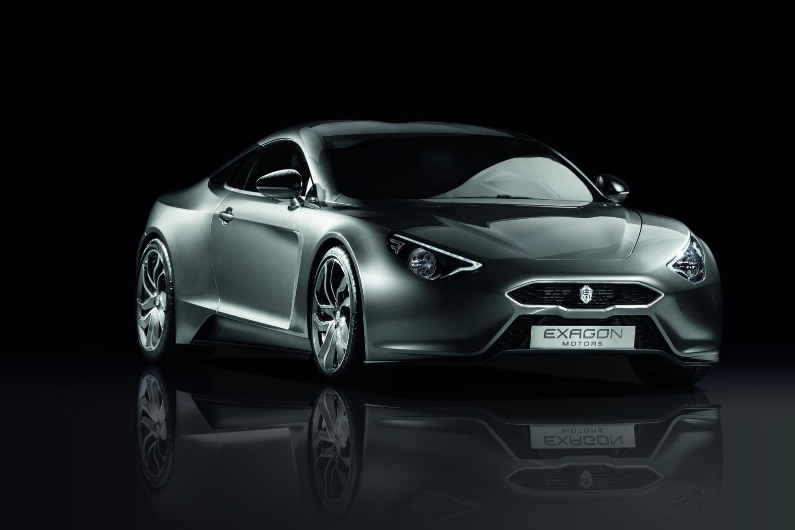 Exagon Motors Furtive Egt Production Version Revealed