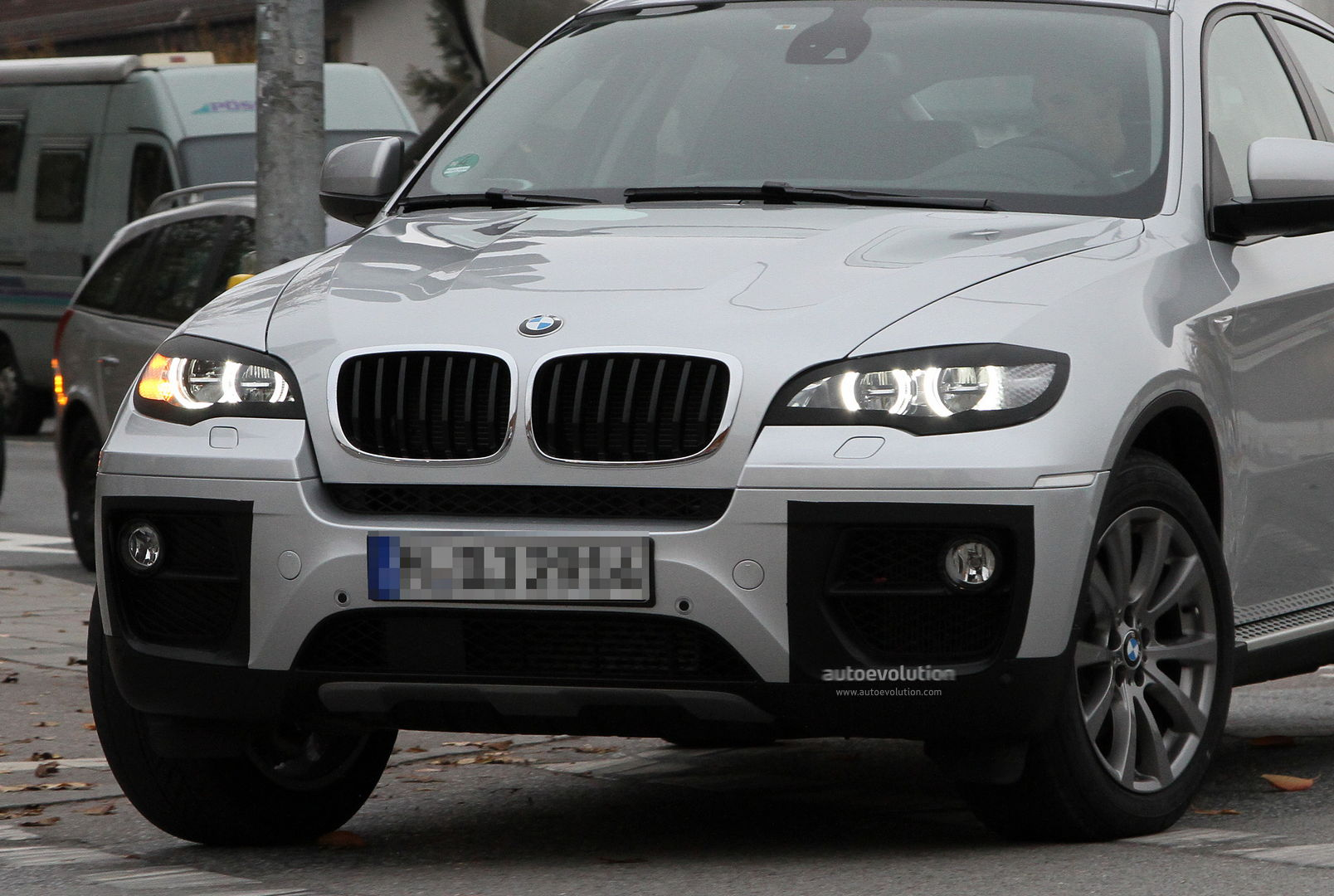 how to put on neutral bmw x6