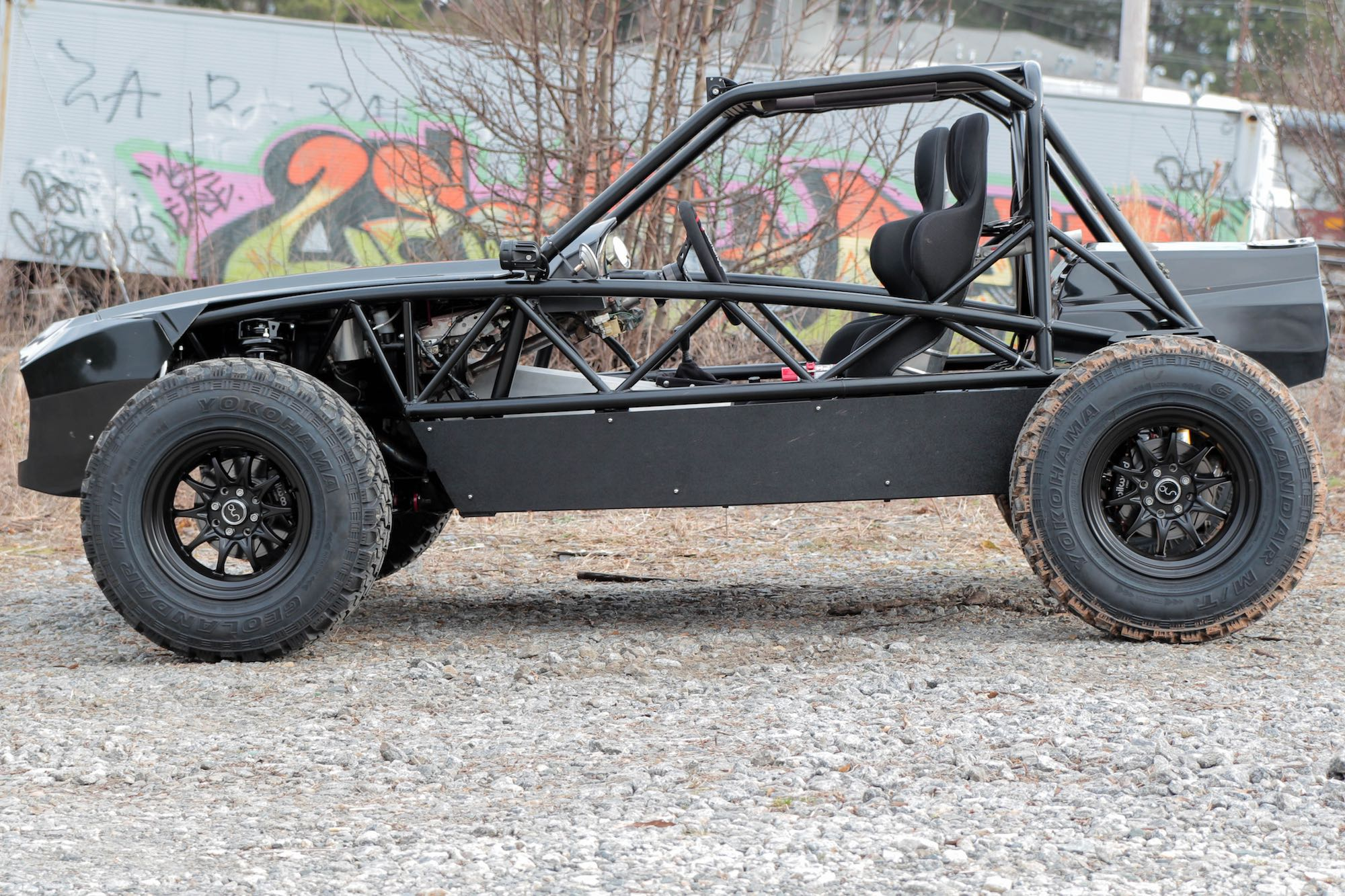 Exocet Off Road Is A Mazda Miata Based Go Anywhere Ariel