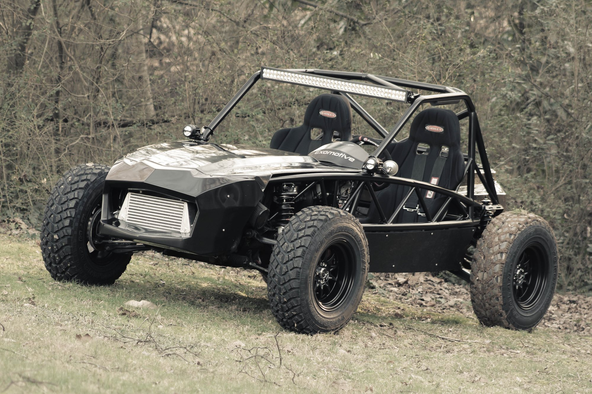 Exocet Off-Road Is a Mazda Miata-Based Go-Anywhere Ariel ...