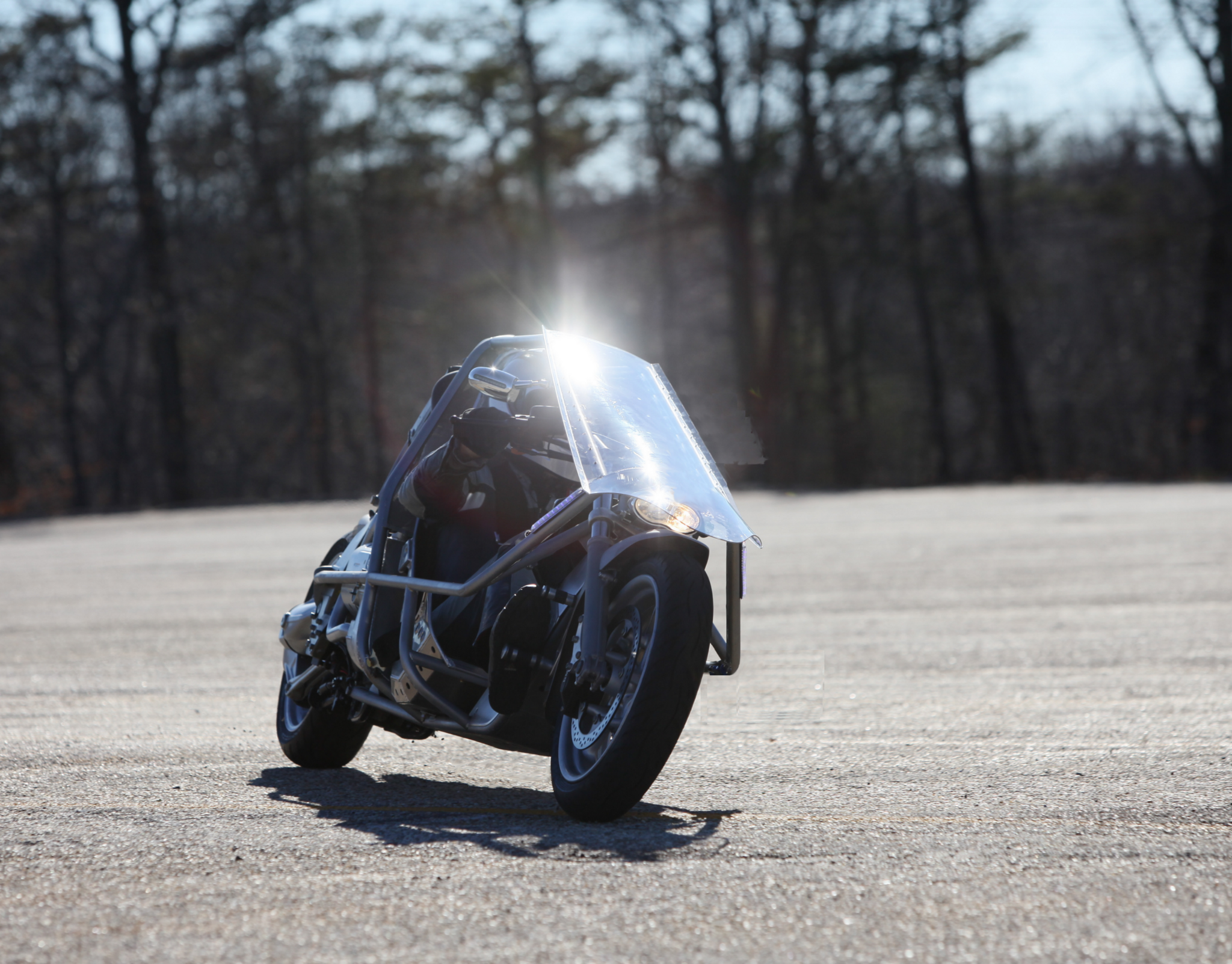 Video Drag Vespa Exodus An Extreme Bike For Extreme Riders Photo