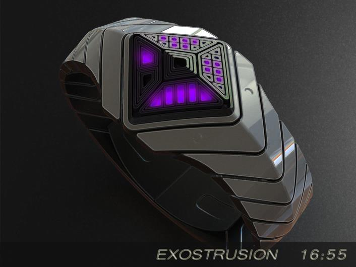 Exostrusion Is Predator S Favorite Watch And It S Inspired