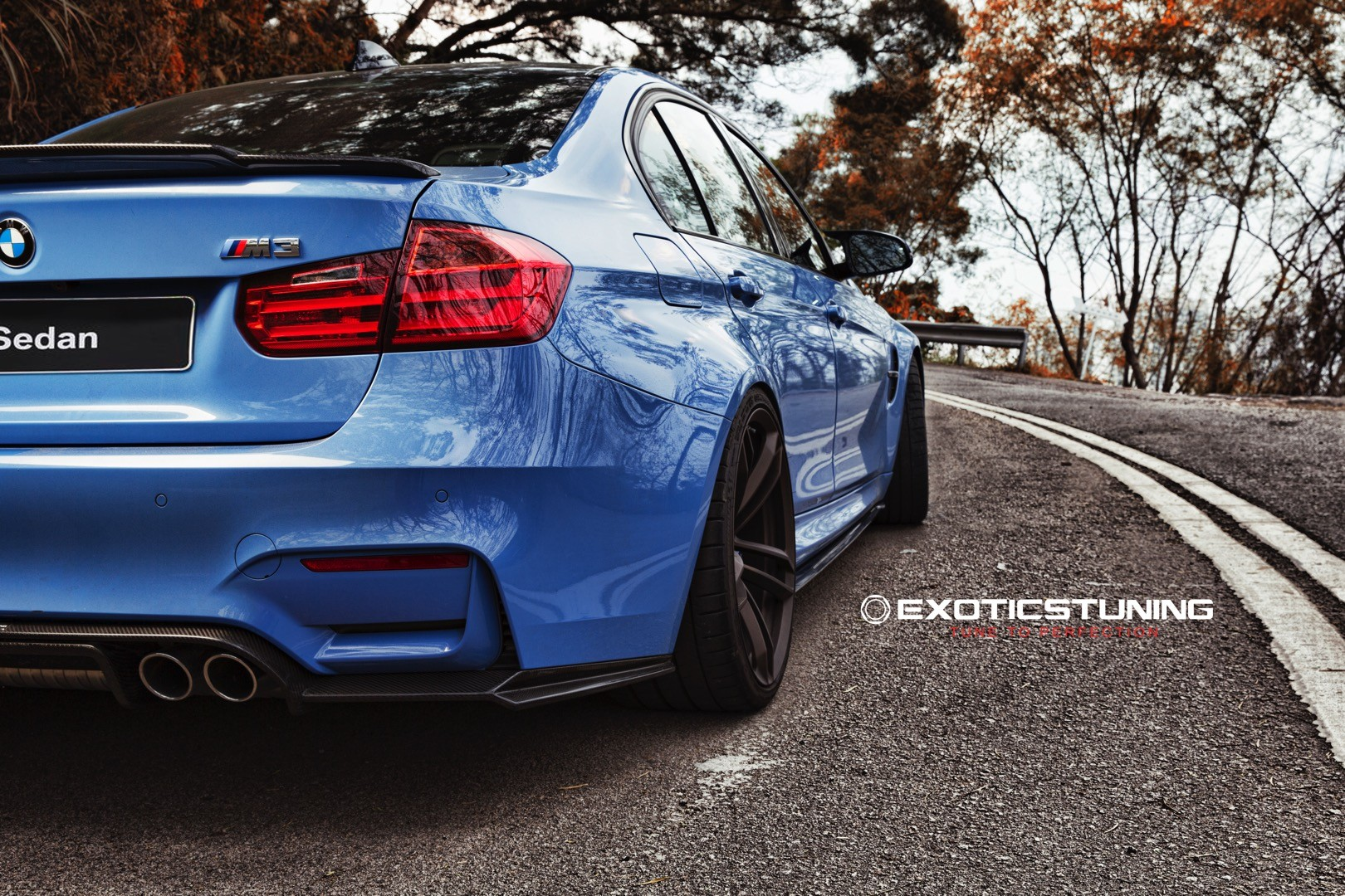 bmw f80 m3 gets a fresh look with exotics tuning 39 s kit. Black Bedroom Furniture Sets. Home Design Ideas