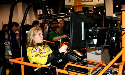 Car Simulator Games >> iRacing Simulators for NASCAR Hall of Fame Guests - autoevolution
