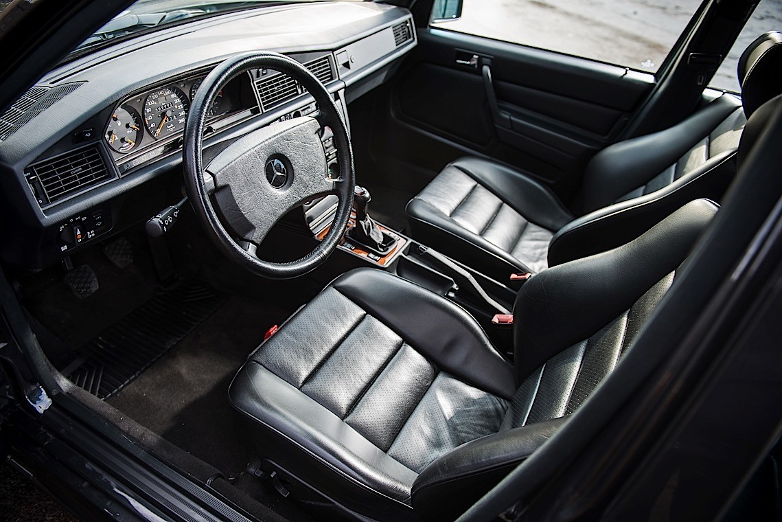 Extremely Low Mileage Mercedes-Benz 190 E 2.5-16 Evolution ...