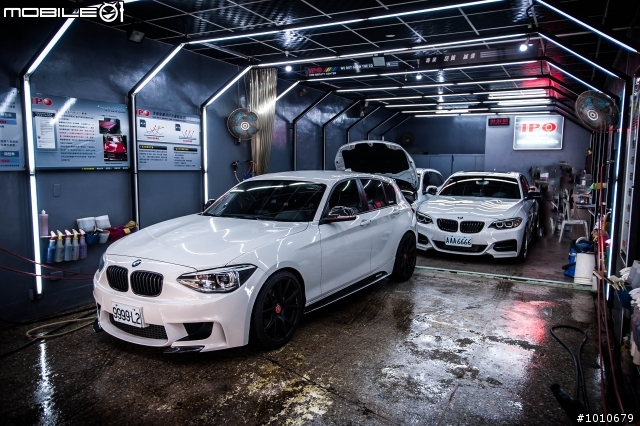 Eye Candy Bmw M135i Gets 2 Series Face Autoevolution