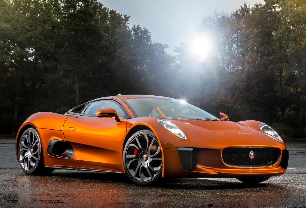 Mid-Engine Jaguar Considered, Electric Sports Car ...