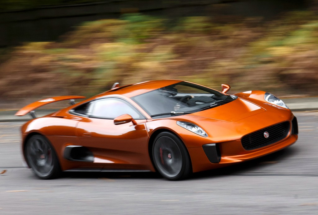 Mid Engine Jaguar Considered Electric Sports Car