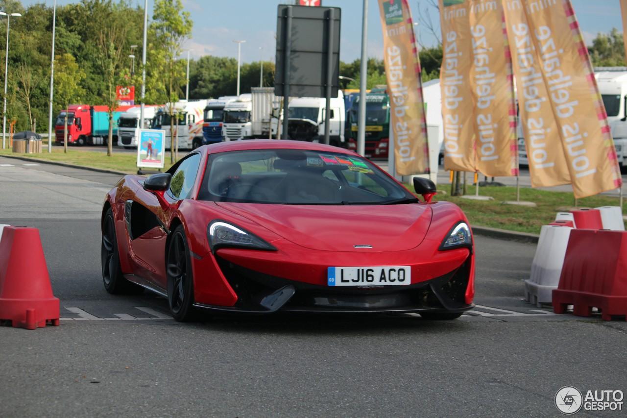 570S coche