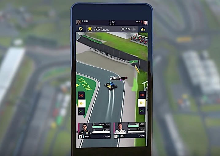 F1 Video Game Officially Released! - autoevolution