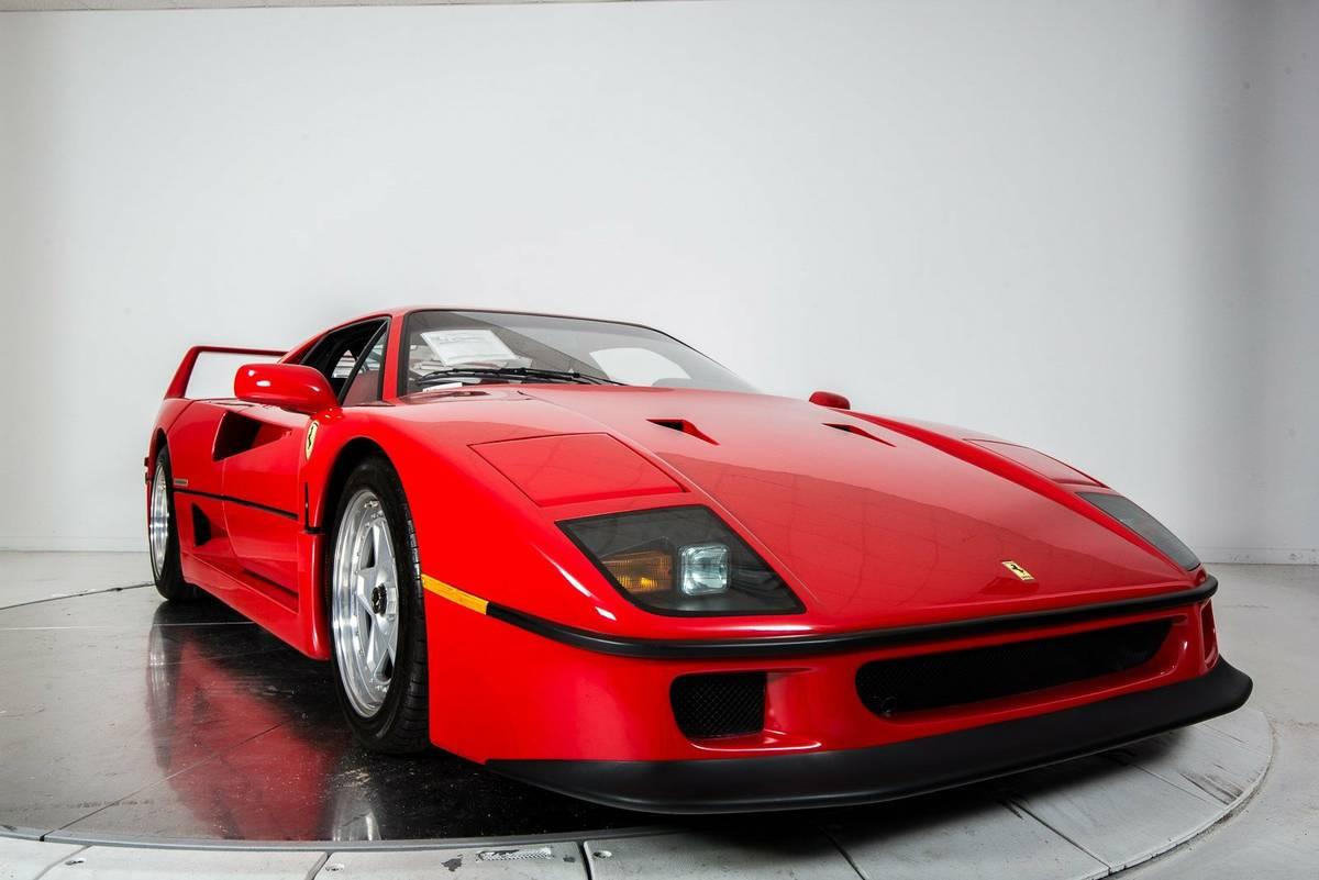 Ferrari F40 For Sale >> Meanwhile On Craiglist, Somebody Is Selling a Ferrari F40 - autoevolution