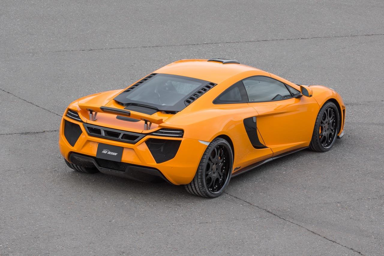 fab design mclaren mp4 12c chimera is too cool for geneva autoevolution. Black Bedroom Furniture Sets. Home Design Ideas