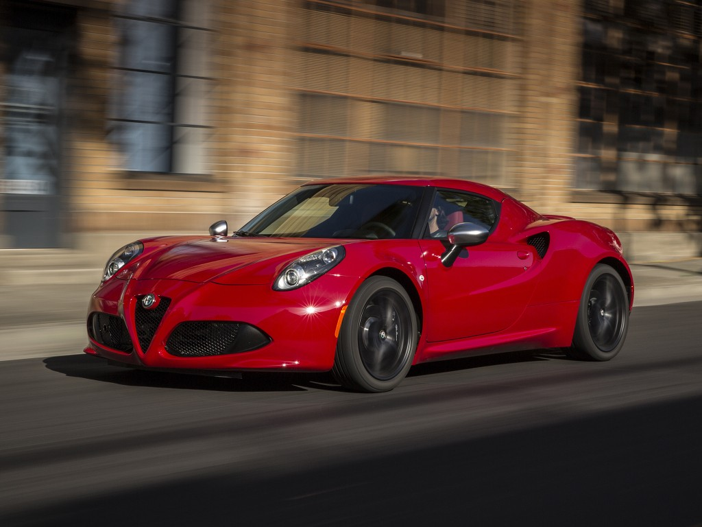 facelifted alfa romeo 4c could come with new engine option autoevolution. Black Bedroom Furniture Sets. Home Design Ideas