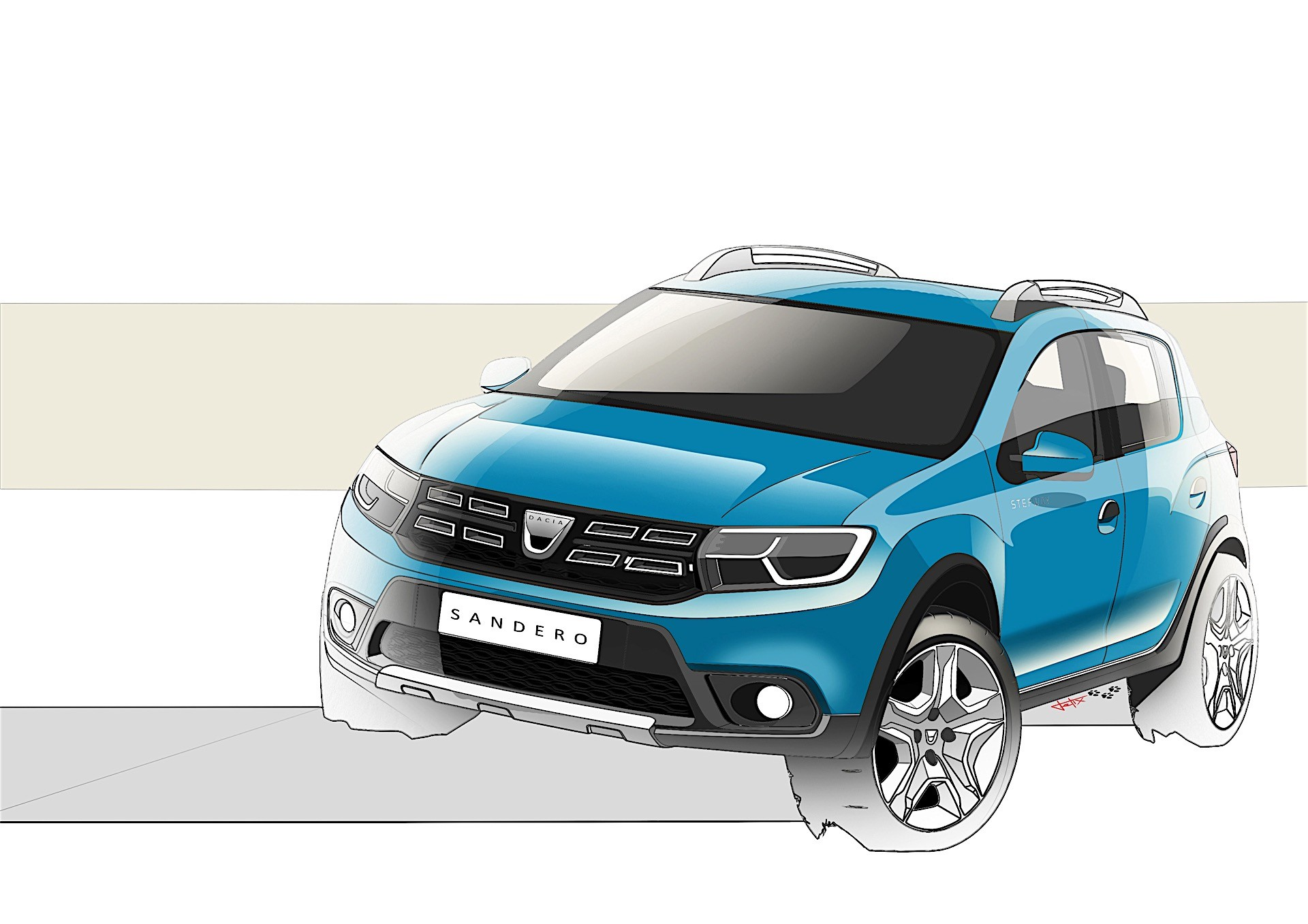 dacia duster automatic in the works autoevolution. Black Bedroom Furniture Sets. Home Design Ideas