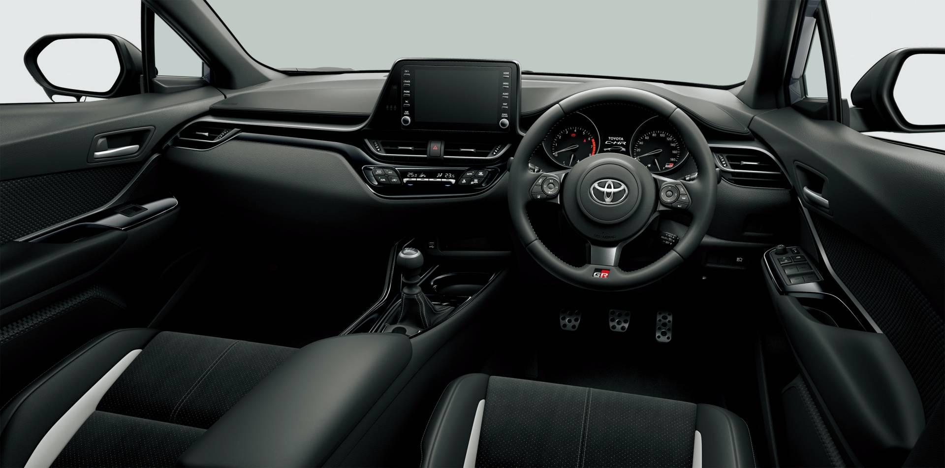 Toyota C-HR Facelift (2019) 20