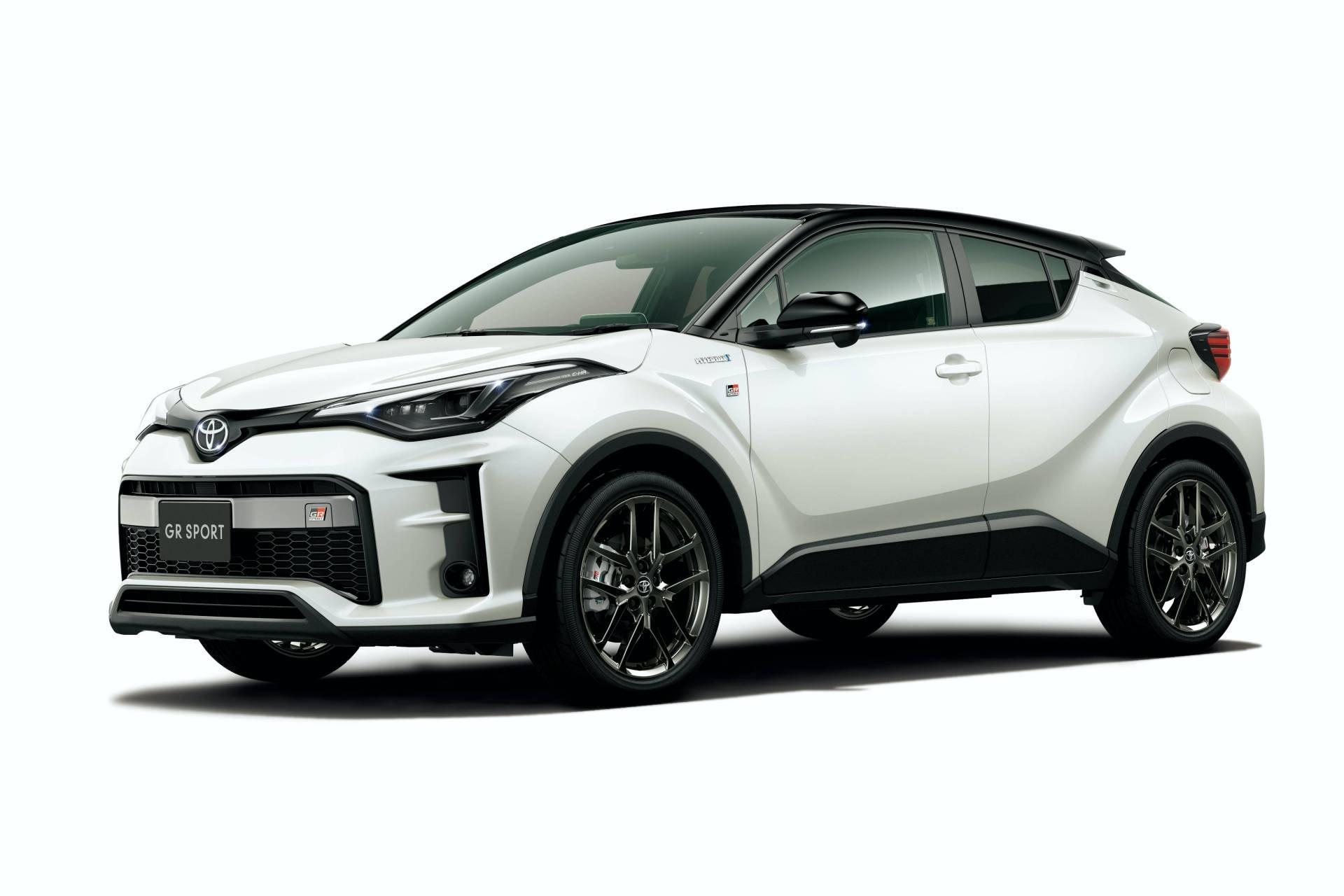 Toyota C-HR Facelift (2019) 18
