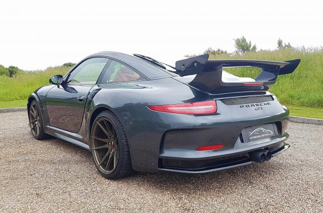 Fake Porsche 911 GT3 RS PDK Is Actually a 996 Carrera 4, For Sale In ...