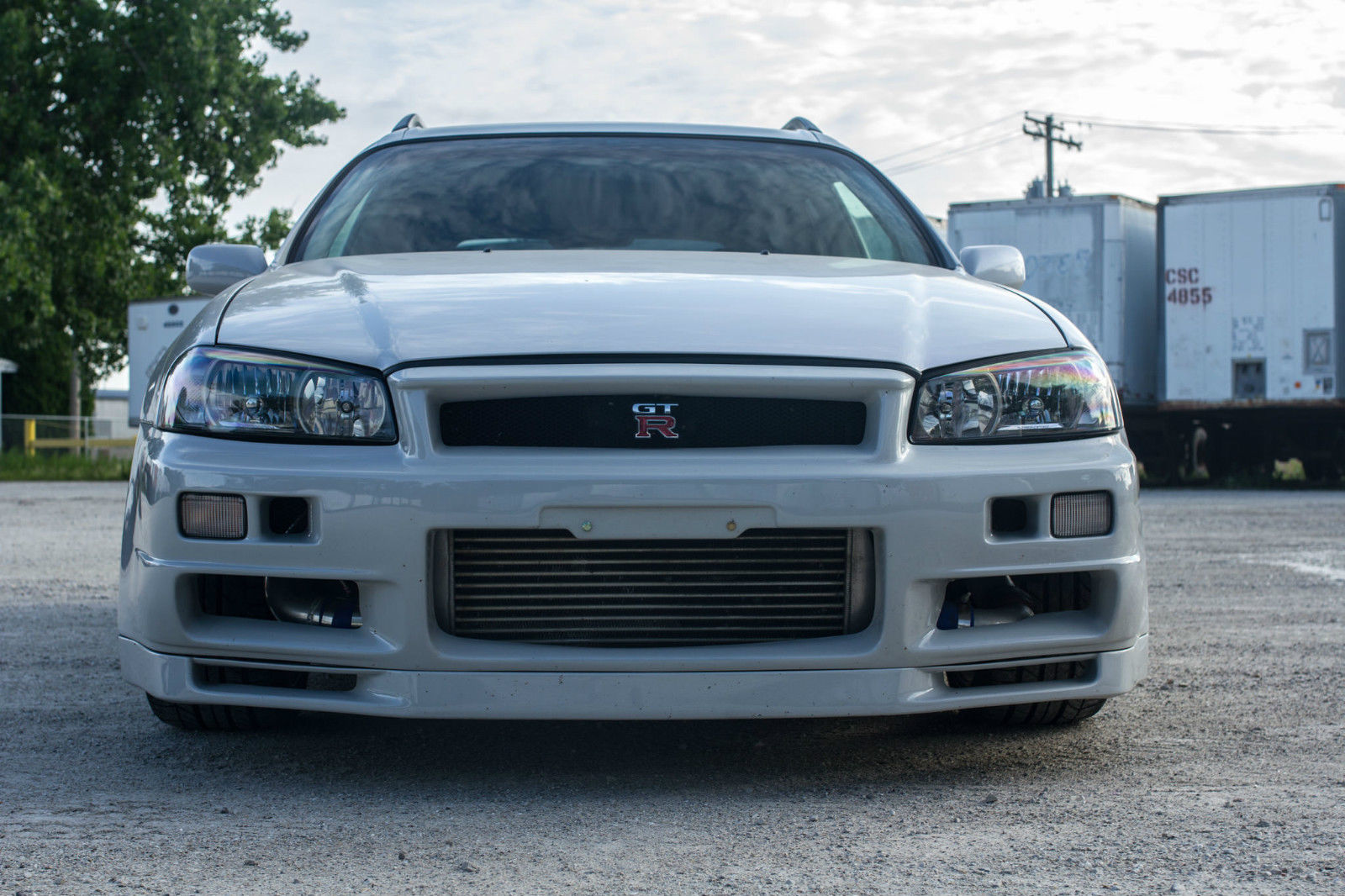 Fake R34 Nisan GT-R Wagon for Sale Is Based on JDM Stagea ...