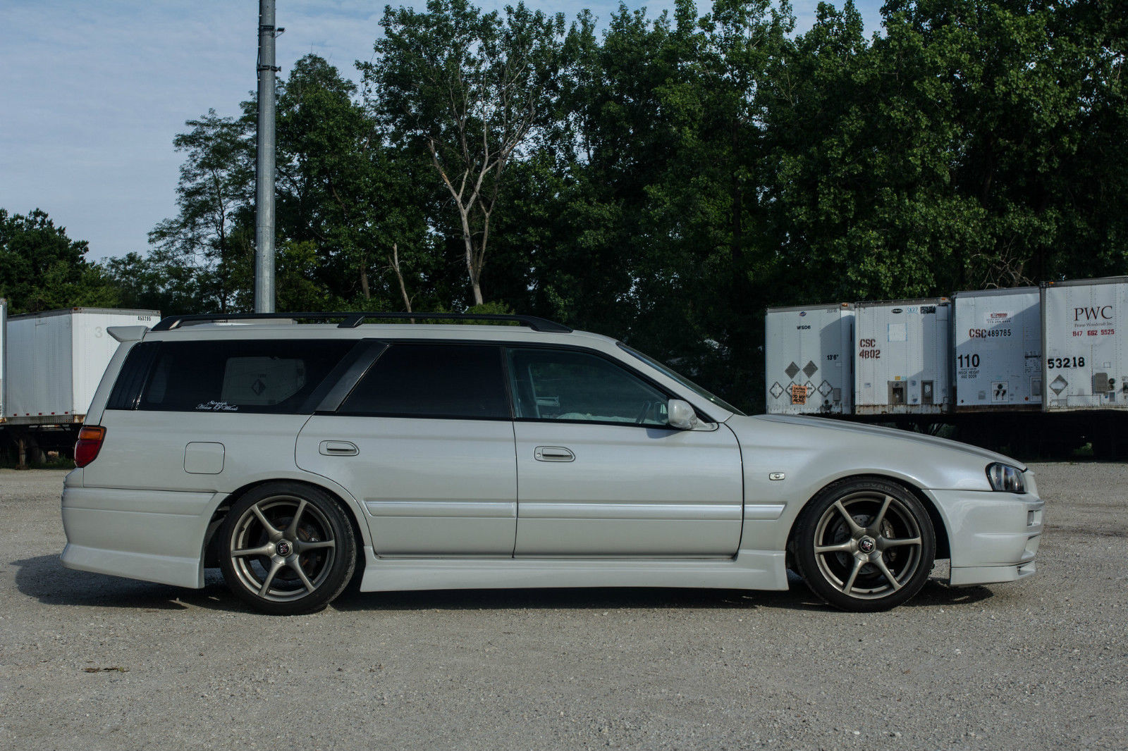 2009 Nissan Maxima For Sale >> Fake R34 Nisan GT-R Wagon for Sale Is Based on JDM Stagea - autoevolution