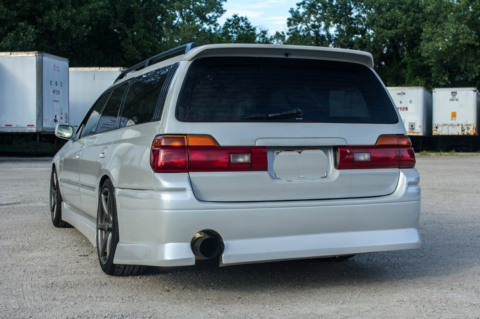 2015 Nissan Maxima For Sale >> Fake R34 Nisan GT-R Wagon for Sale Is Based on JDM Stagea - autoevolution