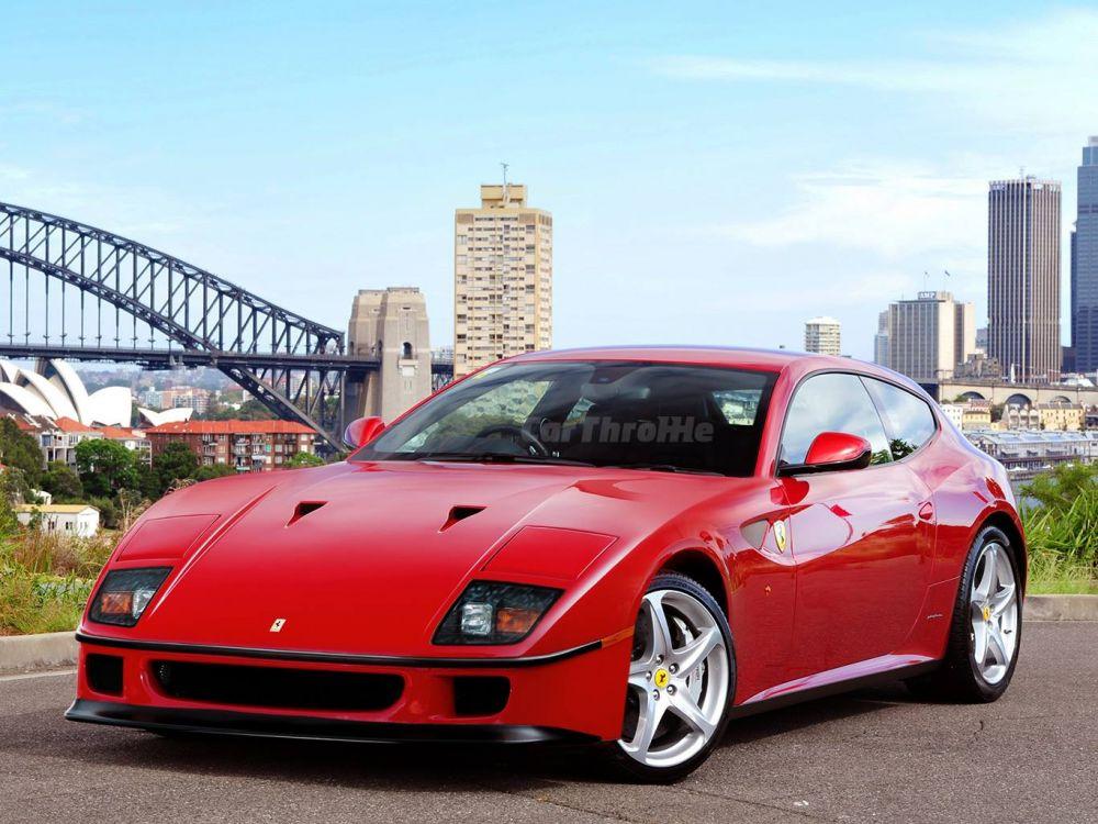 Permalink to Old Ferrari Models