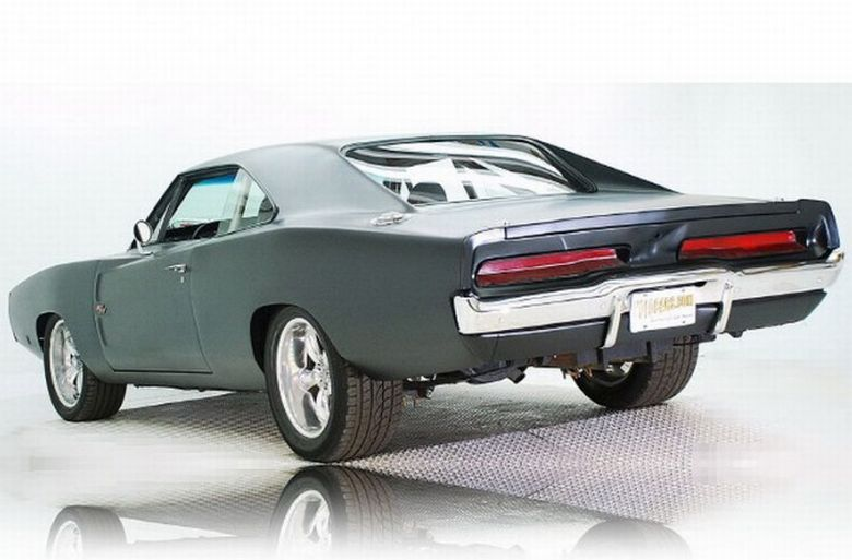 Fast and Furious 4 1970 Dodge Charger RT Up for Grabs - autoevolution