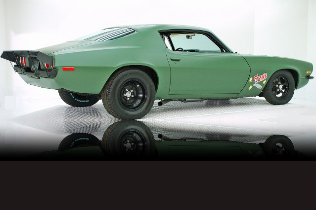 Fast And Furious 4 1974 Chevy Camaro F Bomb Up For Grabs