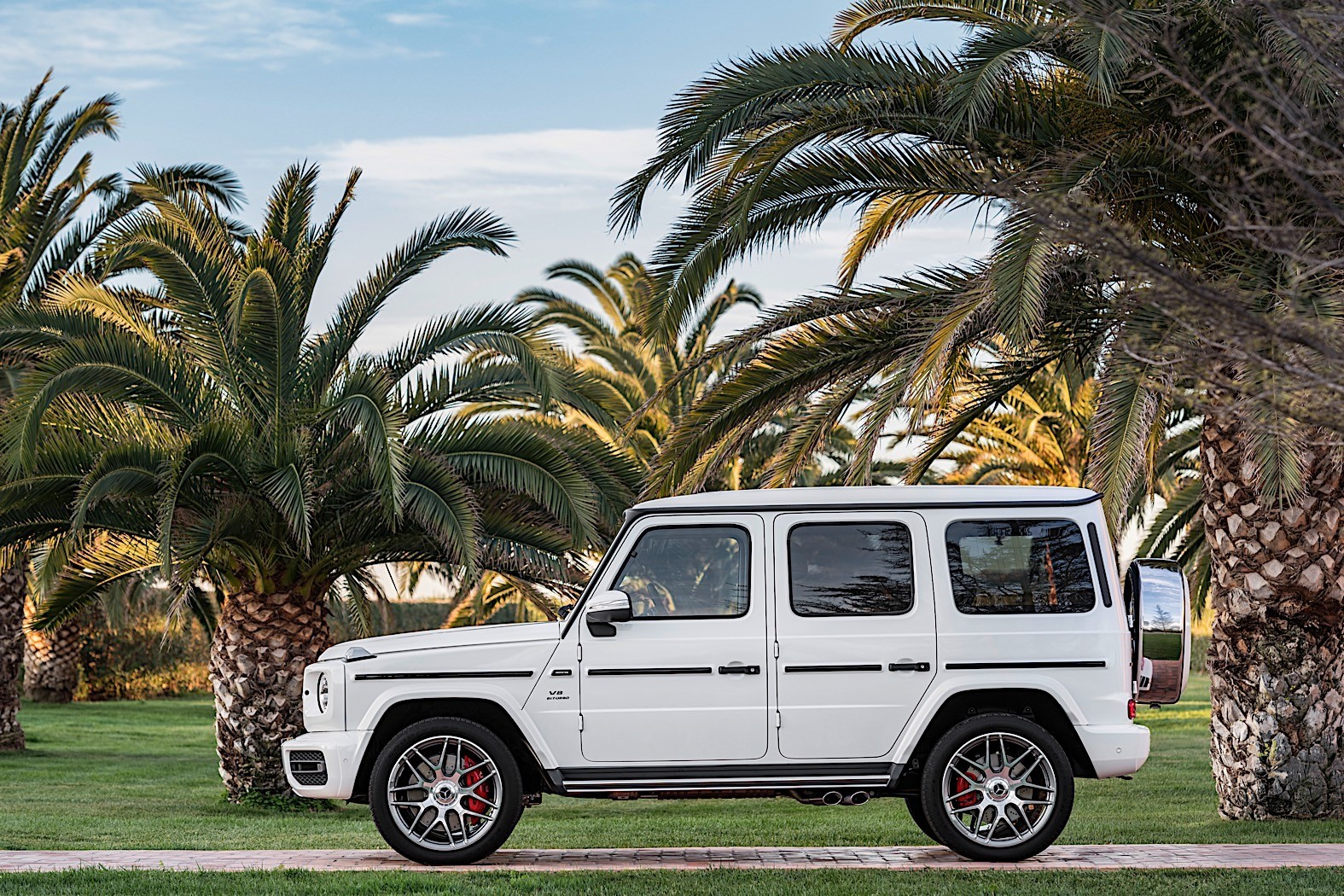 Mercedes Amg G 63 Wo Produziert: Fastest Ever Mercedes-AMG G 63 Breaks Cover