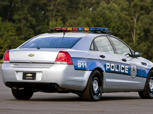 Fastest Us Police Cars Revealed Will Take You To Jail In No Time