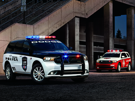 Dodge Durango Used >> American Cop Cars Imported in the UK - autoevolution
