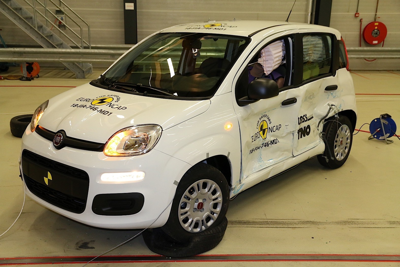Fiat Panda branded a 'zero-star car' for safety