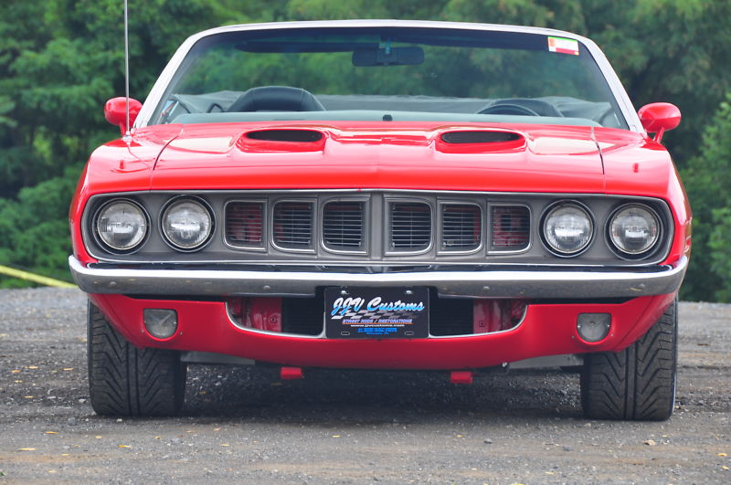 FCA Trademarks Cuda, New Barracuda Expected To Debut In 2018