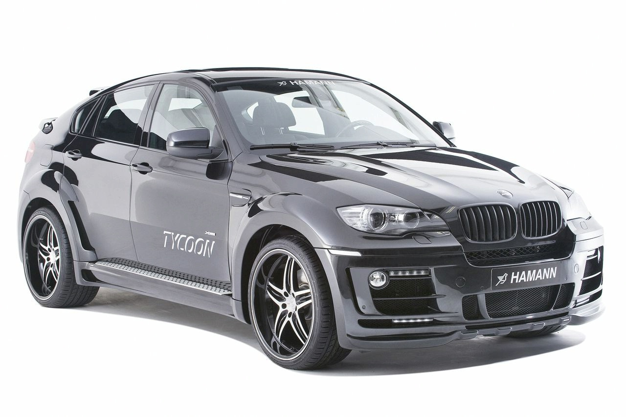 feast your eyes with hamann 39 s bmw x6 tycoon autoevolution. Black Bedroom Furniture Sets. Home Design Ideas