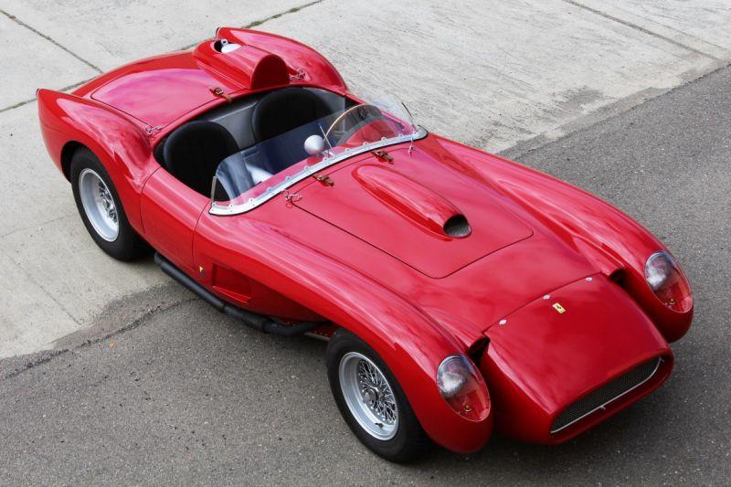 Ferrari 250 Testa Rossa Recreation Listed For 485000