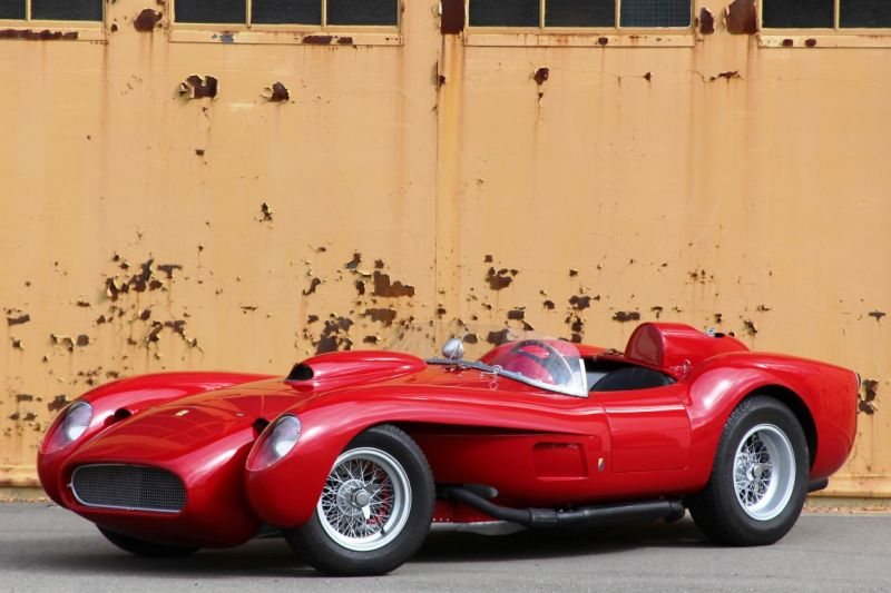Ferrari 250 Testa Rossa Recreation Listed for $485,000 - autoevolution