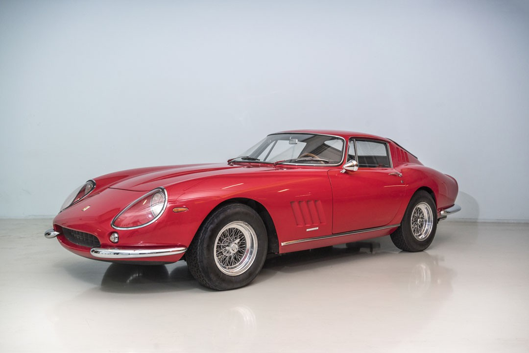ferrari 275 gtb 4 factory prototype heads to auction with millions on its head autoevolution. Black Bedroom Furniture Sets. Home Design Ideas